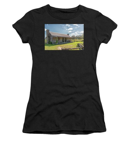 Independence Texas Cabin Women's T-Shirt