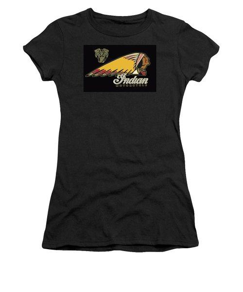 Indian Motorcycle Logo Series 2 Women's T-Shirt