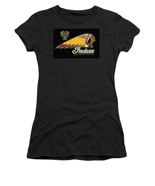 Indian Motorcycle Logo Series 2 Women's T-Shirt