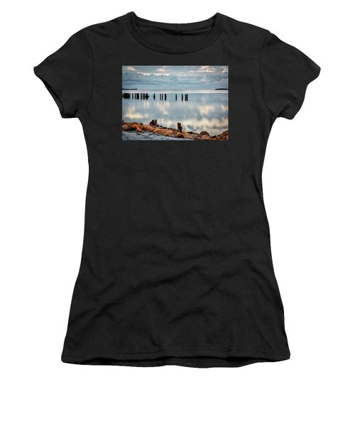 Indian River Morning Women's T-Shirt