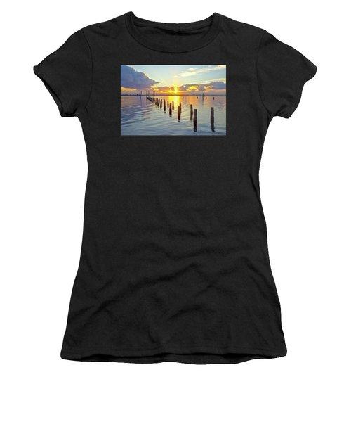 Indian River Sunrise Women's T-Shirt