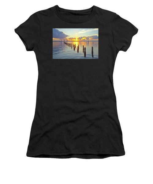 Indian River Sunrise Women's T-Shirt