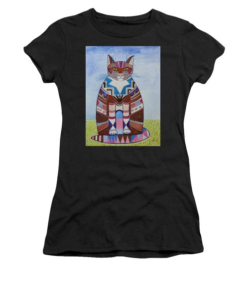 Indian Squirrel Cat Women's T-Shirt