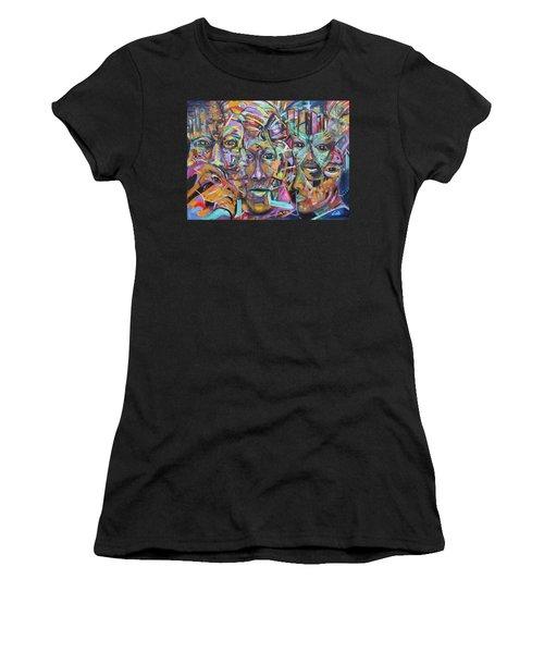 Indigenous Women's T-Shirt (Athletic Fit)