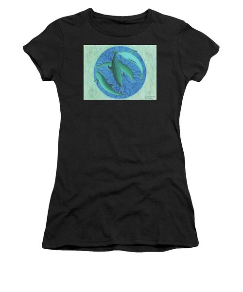 Infinity 5 Forever Peace Women's T-Shirt