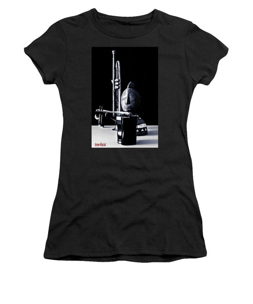 Inner Racial Women's T-Shirt (Athletic Fit)