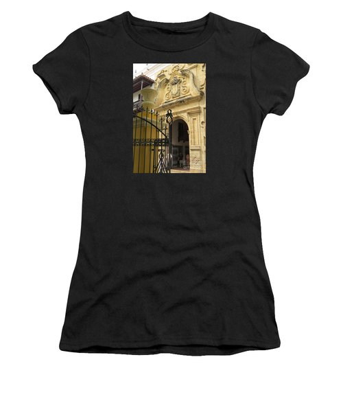 Inquisition Palace Women's T-Shirt (Athletic Fit)