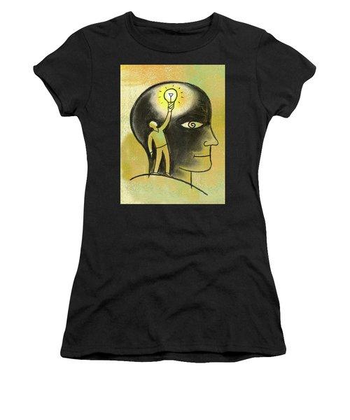 Inside Your Mind Women's T-Shirt