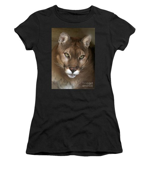 Intense Cougar Women's T-Shirt