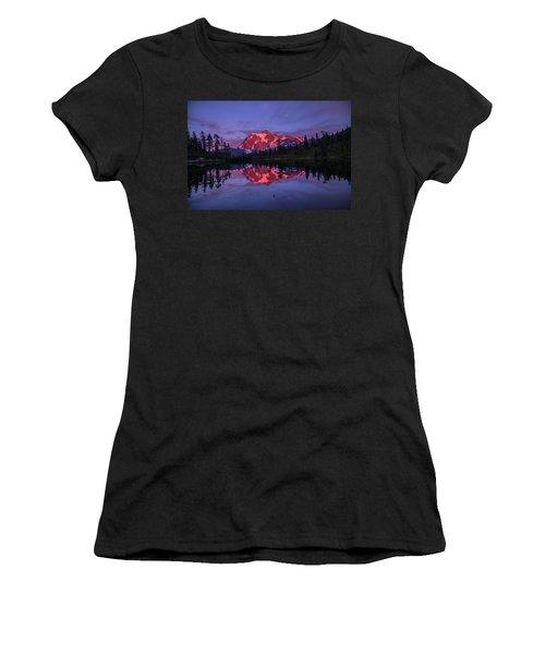 Intense Reflection Women's T-Shirt