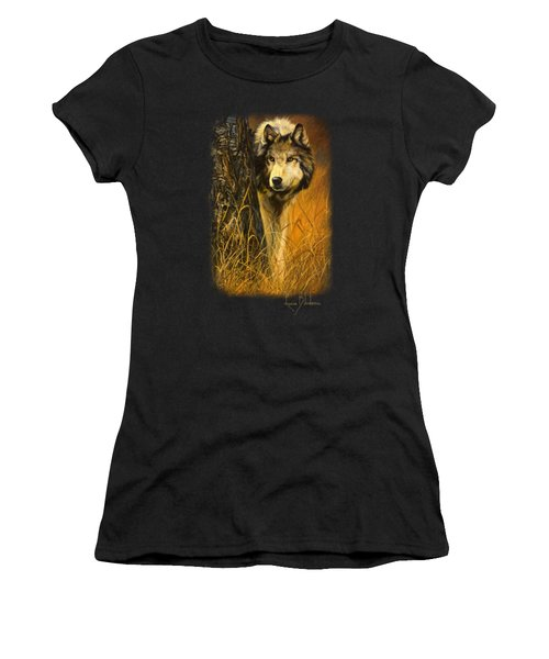 Interested Women's T-Shirt (Athletic Fit)
