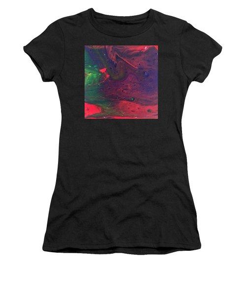 Intergalactic  Women's T-Shirt (Athletic Fit)