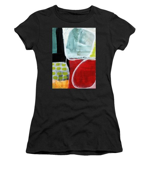Intersection 37- Abstract Art Women's T-Shirt