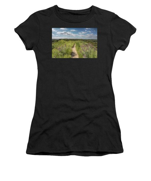 Into The Loess Hills Women's T-Shirt