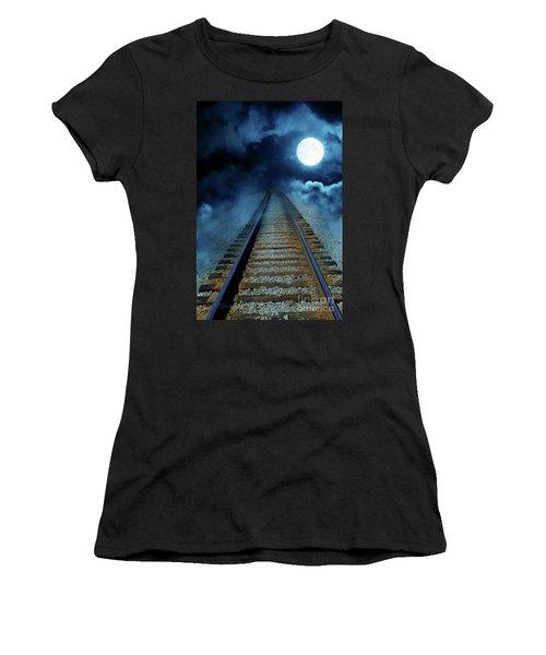 Into The Night Women's T-Shirt