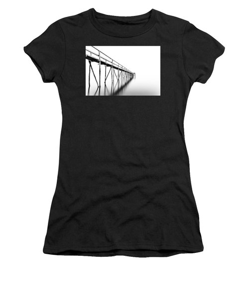 Into The Nowhere Women's T-Shirt (Athletic Fit)