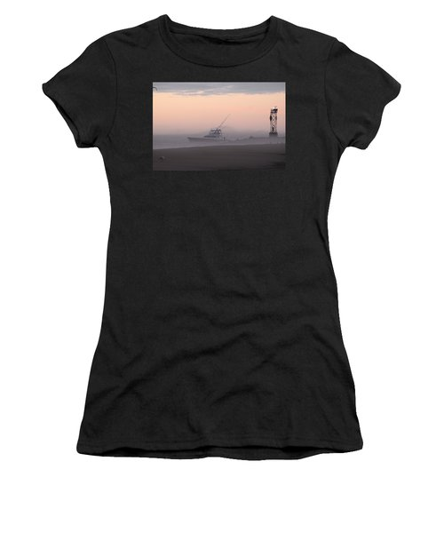 Into The Pink Fog Women's T-Shirt