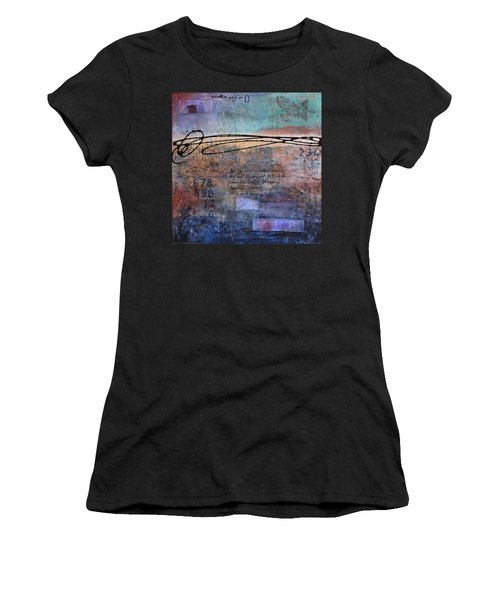 Into The Shadows Women's T-Shirt