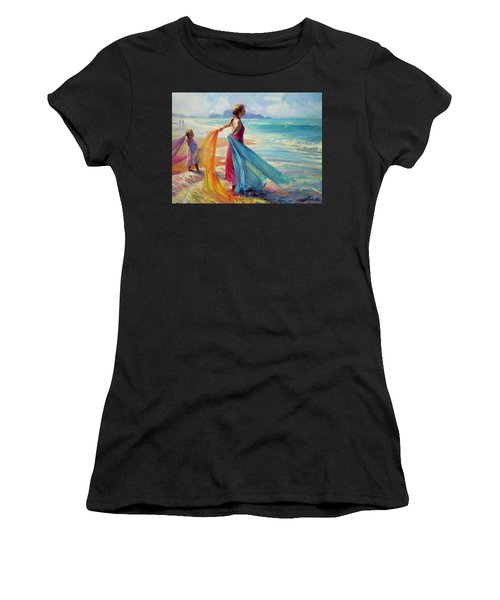 Into The Surf Women's T-Shirt