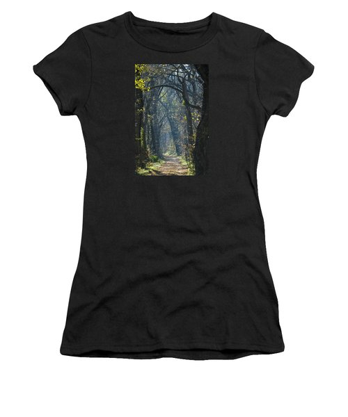 Into The Wood Women's T-Shirt