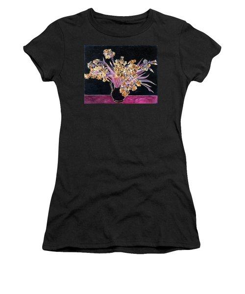 Inv Blend 3 Van Gogh Women's T-Shirt (Athletic Fit)