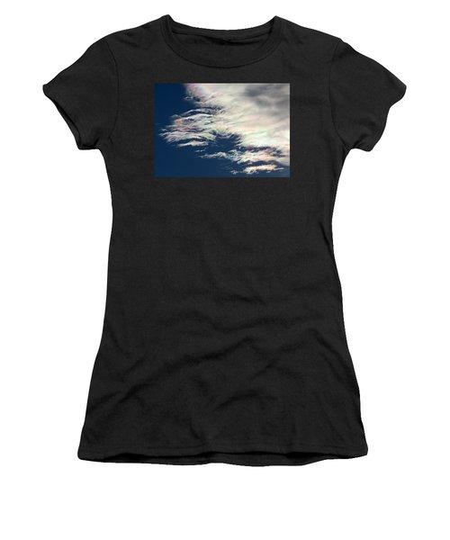 Iridescent Clouds 3 Women's T-Shirt