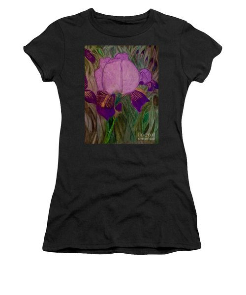 Iris - Magic Man. Women's T-Shirt (Athletic Fit)