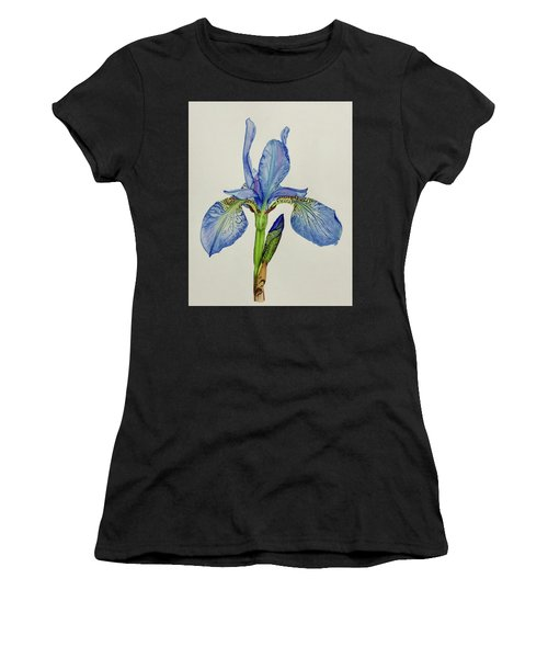 Iris You Were Here Women's T-Shirt (Athletic Fit)