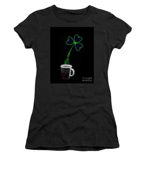 Irish Coffee Women's T-Shirt (Athletic Fit)