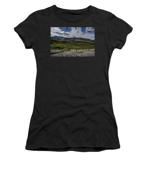 Irish Sky - Wicklow Mountains Women's T-Shirt