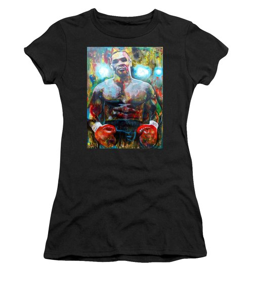 Iron Mike Women's T-Shirt (Athletic Fit)