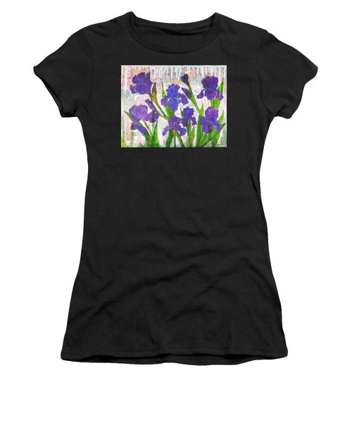 Irresistible Irises Women's T-Shirt