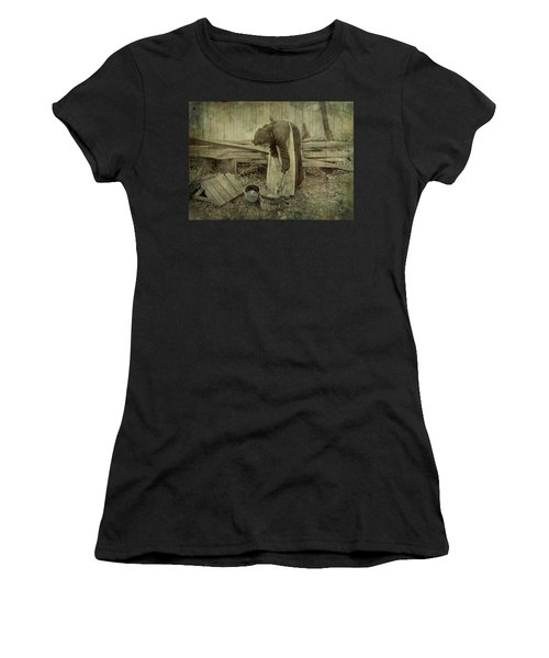 Is Never Done Women's T-Shirt