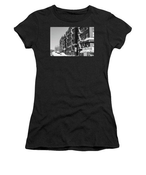 Isham Street Winter Women's T-Shirt