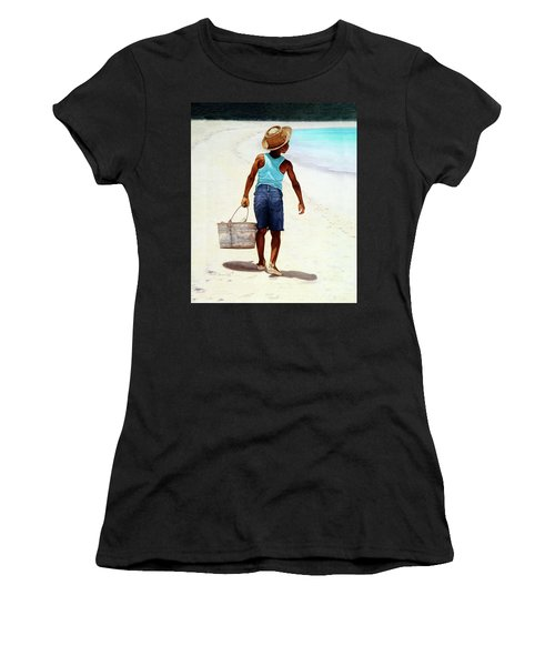 Island Paradise Women's T-Shirt