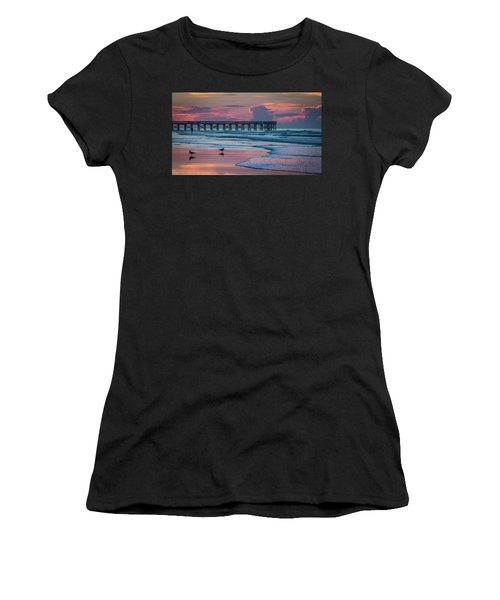 Isle Of Palms Morning Women's T-Shirt