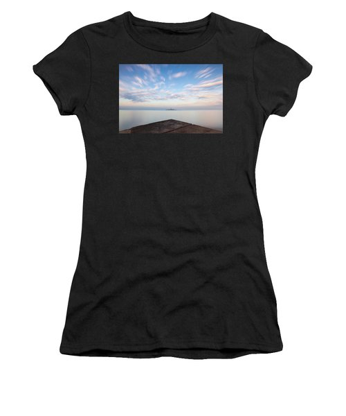 Islet Baraban With Lighthouse Women's T-Shirt