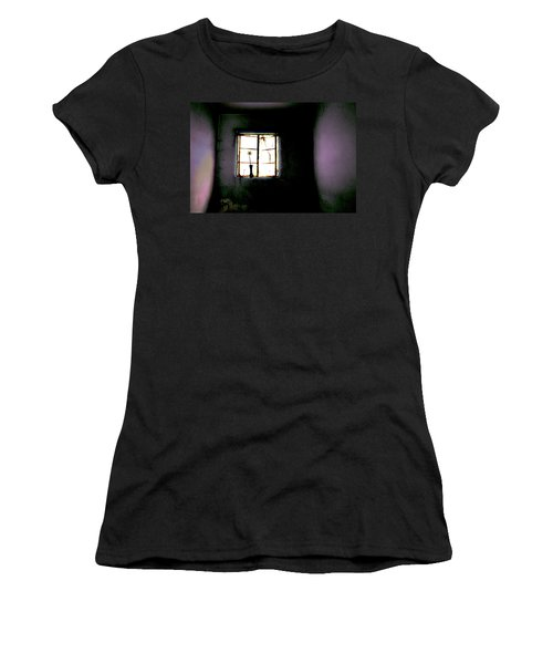 It Was Her Room... Women's T-Shirt (Junior Cut) by Gray  Artus