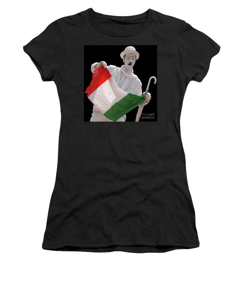 Italian Charlie Chaplin Women's T-Shirt