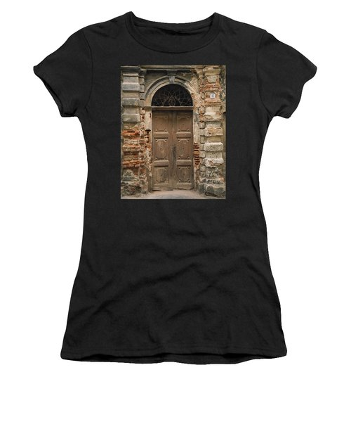 Italy - Door Four Women's T-Shirt (Athletic Fit)