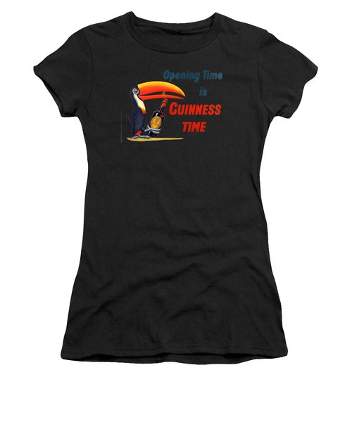 It's Opening Time Women's T-Shirt (Athletic Fit)