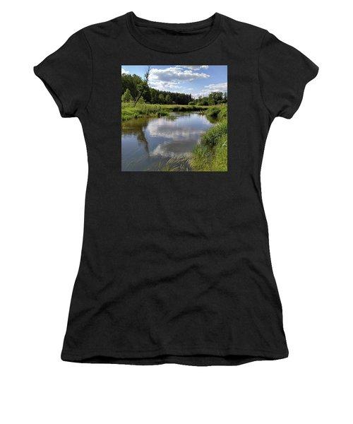 It's So Calming Here In Odrzywol Women's T-Shirt