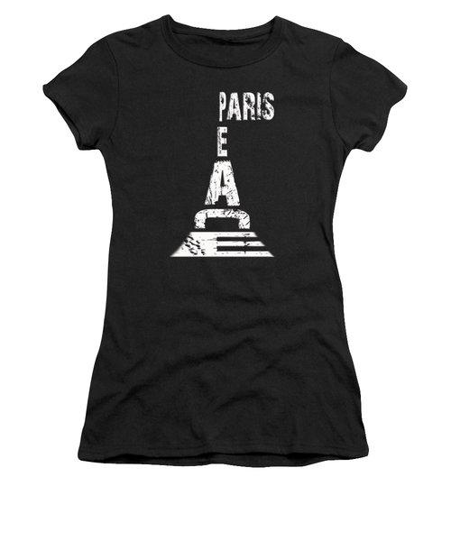 It's Transparent Women's T-Shirt (Junior Cut) by Mim White