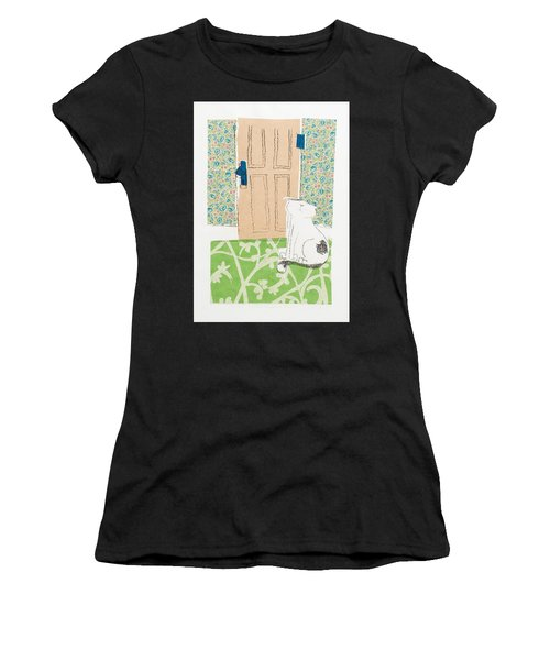 Ive Got Places To Go People To See Women's T-Shirt (Athletic Fit)