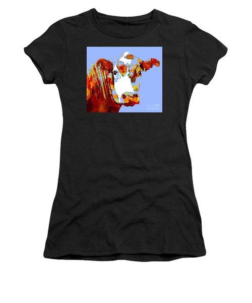 Purple Cow Women's T-Shirt
