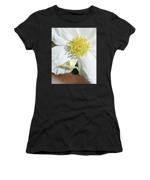 Ivory Huntress Women's T-Shirt