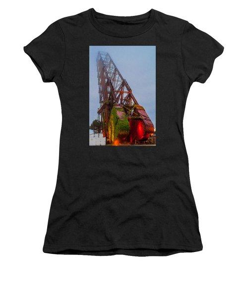 Jack Knife Bridge Women's T-Shirt