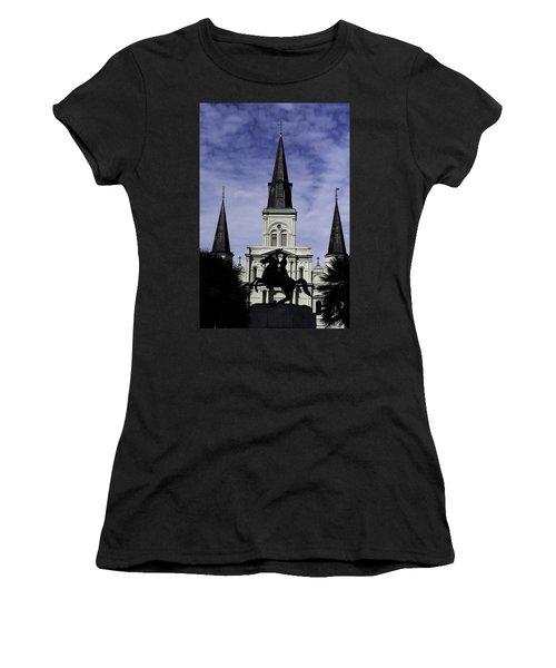 Jackson Square - Color Women's T-Shirt