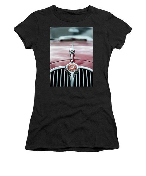 Jaguar Grille Women's T-Shirt (Athletic Fit)