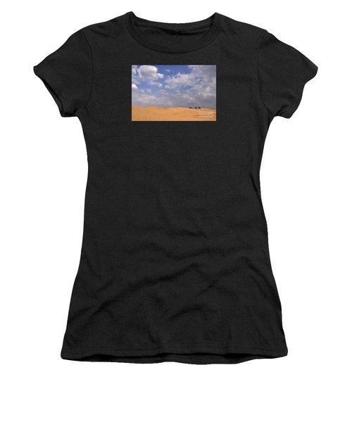 Jaisalmer Desert Festival-1 Women's T-Shirt (Athletic Fit)